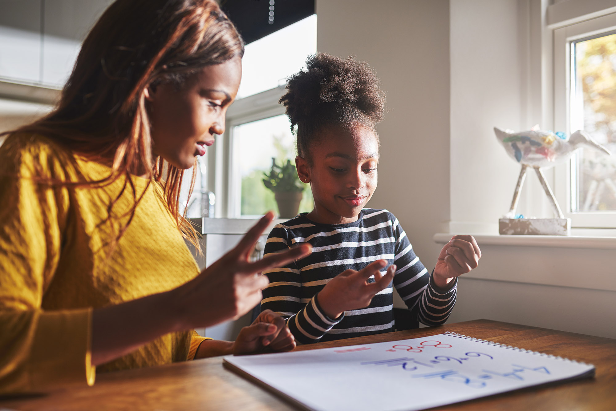 How to balance home schooling with working from home